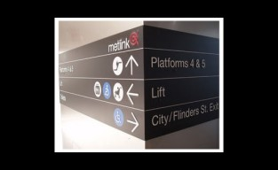 Directional Signs / Way Finding Signage