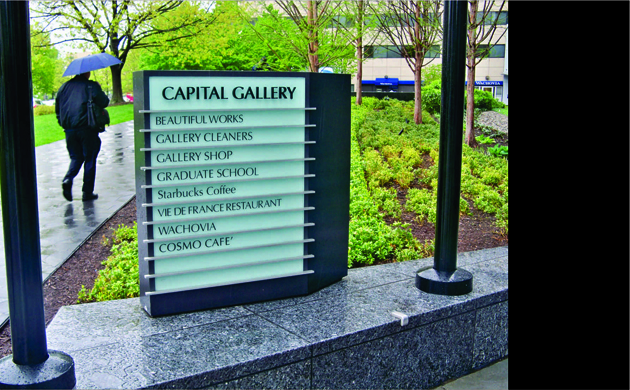 Directory Signs Systems