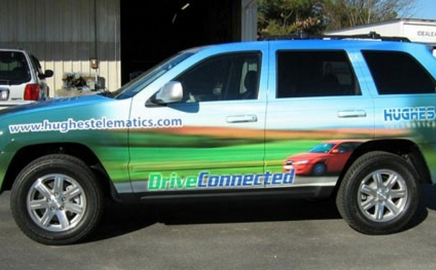 Truck Lettering / Vehicle Graphics