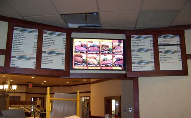 Restaurant Signs / Menu Boards