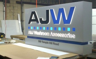 Outdoor Signs / Architectural Signs
